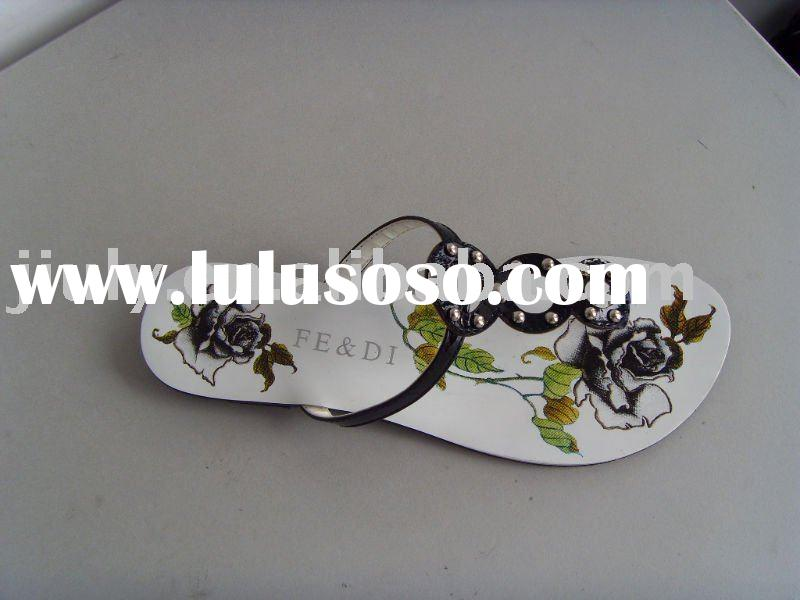 Ladies' Sandals, Fashion flat Sandals, Women Shoes