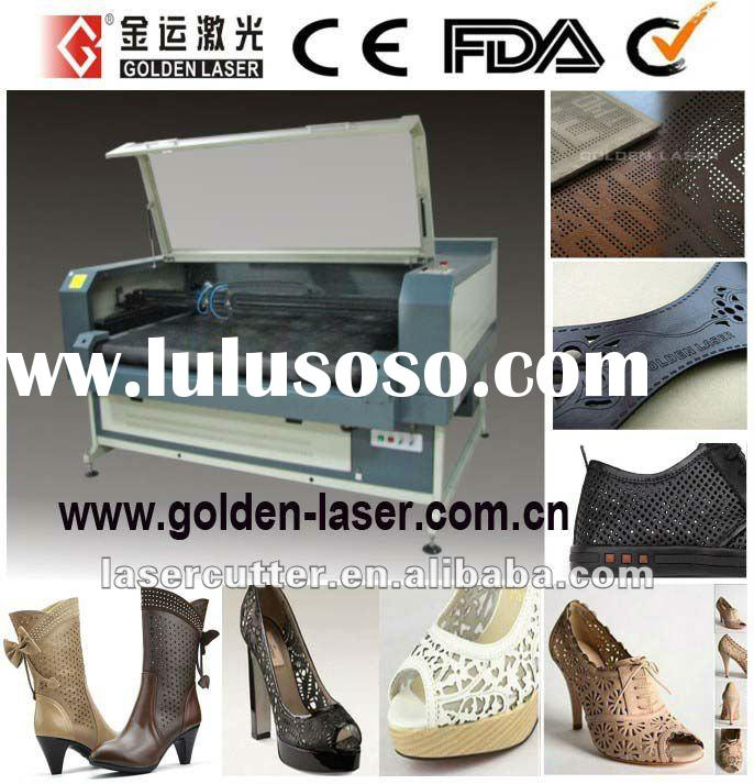Leather Laser Cutting Machine For Shoe,Bag,Sofa