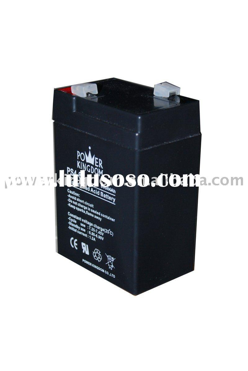 UPS rechargeable battery 6V 4Ah