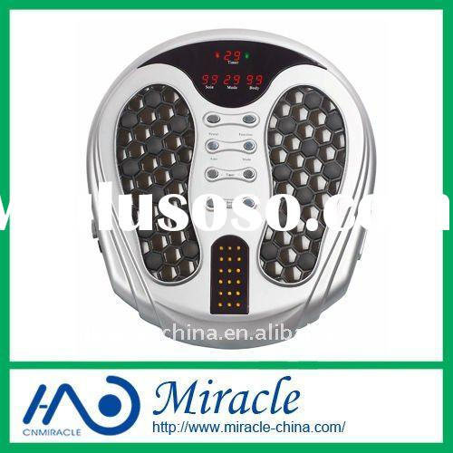 electric foot warmer and massager