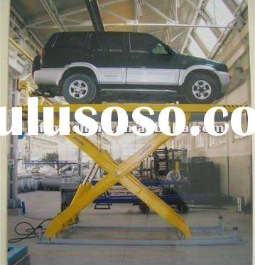 hydraulic single post car lift of 3000kgs