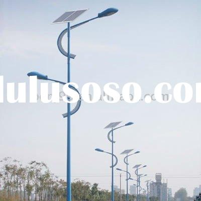 led solar street lights of high quality 30~100% more bright than others
