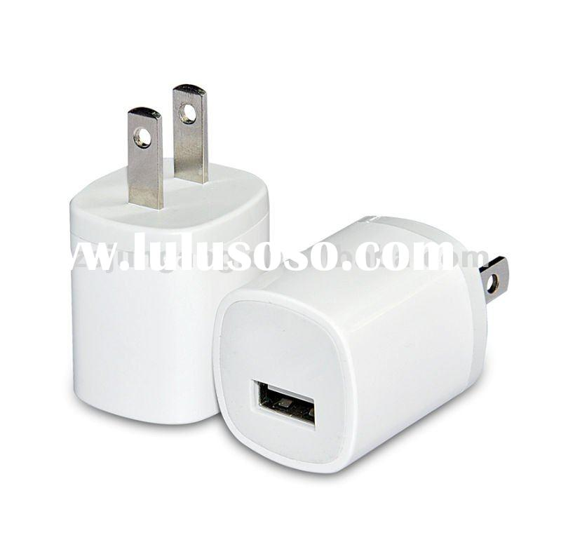 1000mA mini travel charger for iphone,Samsung,HTC,Nokia,SonyEricsson,Motorola, ZTE,LG,SHARP,MI phone