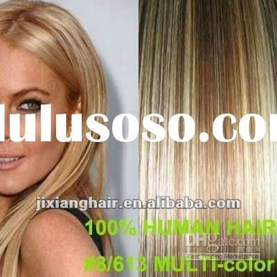 100%super beautiful human remy hair extension,human hair,hair products