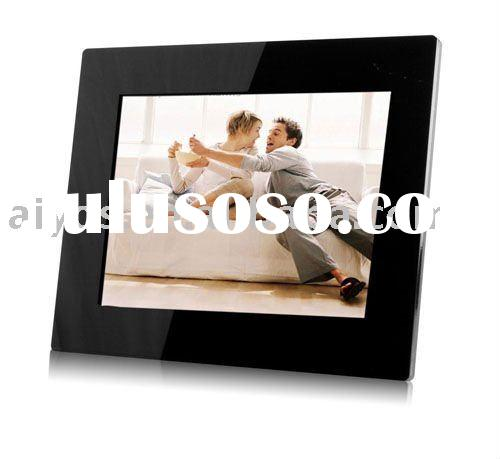 10 inch battery operated digital photo frame