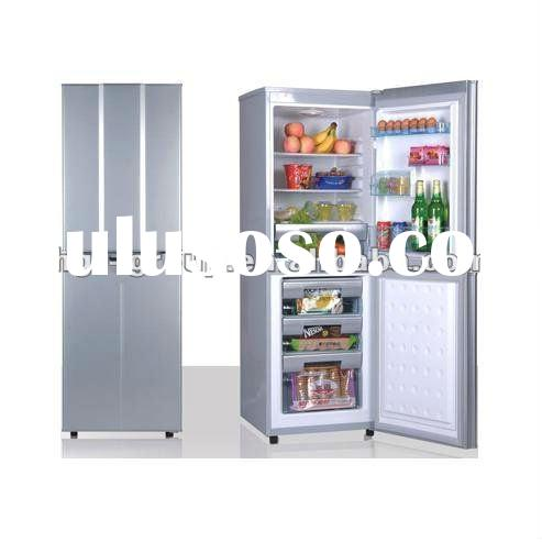 177L, 187L, 197L, 207L bottom freezer fridge, refrigerator, double door fridge