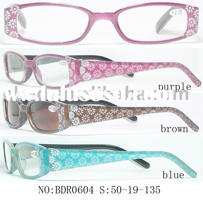 2010 latest style and fashion high quality PC reading glasses