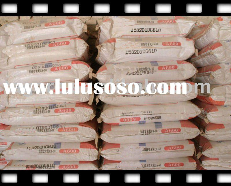 2011 HOT SALE !!! high strength aluminate refractory cement with competivity price