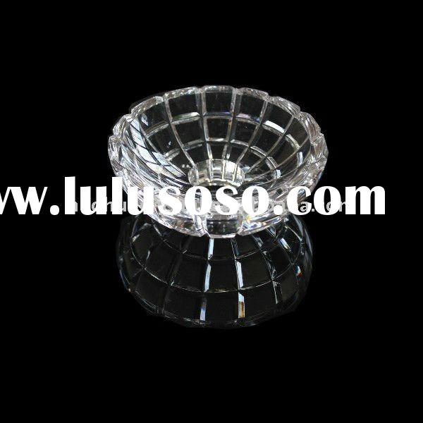2011 K9 crystal lamp shade glass lamp shade CS-47