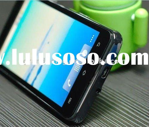2011 new 4.3 inch android smart phone HD7 capacitive touch cell phone paypal