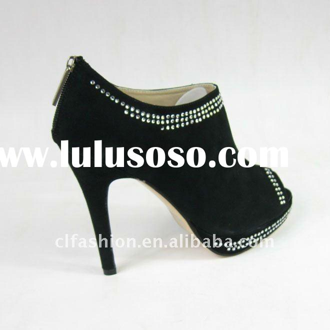2011 new fashion shoes, high heel,dress shoes, women's dearest, sample order ,free shipping
