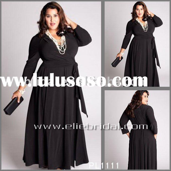 2011 short chiffon plus size ,full size evening dress retail and wholesale