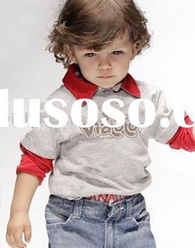 2011newest fashion kids/children wear,boys clothing set