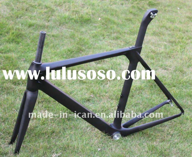 2012New inner cable routing frame 2012Newest carbon bicycle road frame 2012Hotsale carbon bicycle fr
