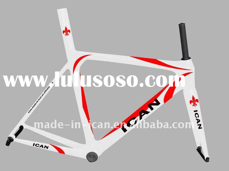 2012Newest carbon bicycle road frame 2012full carbon bicycle road frame 2012New inner cable routing