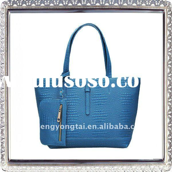 2012 Classic Designer PU Leather purses and handbags