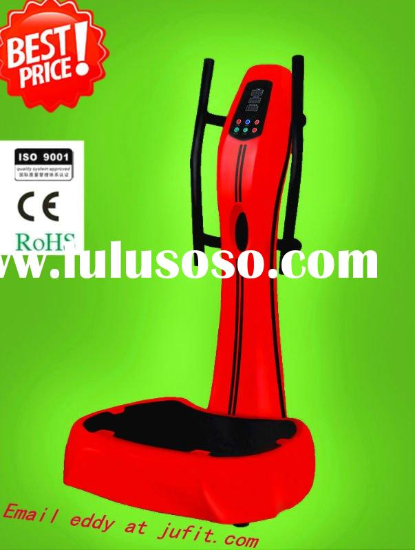 2012 Salon Gym & Fitness Cell Exerciser HIGH SPEC CRAZY FIT VIBRATION MASSAGE POWER PLATE, THE C