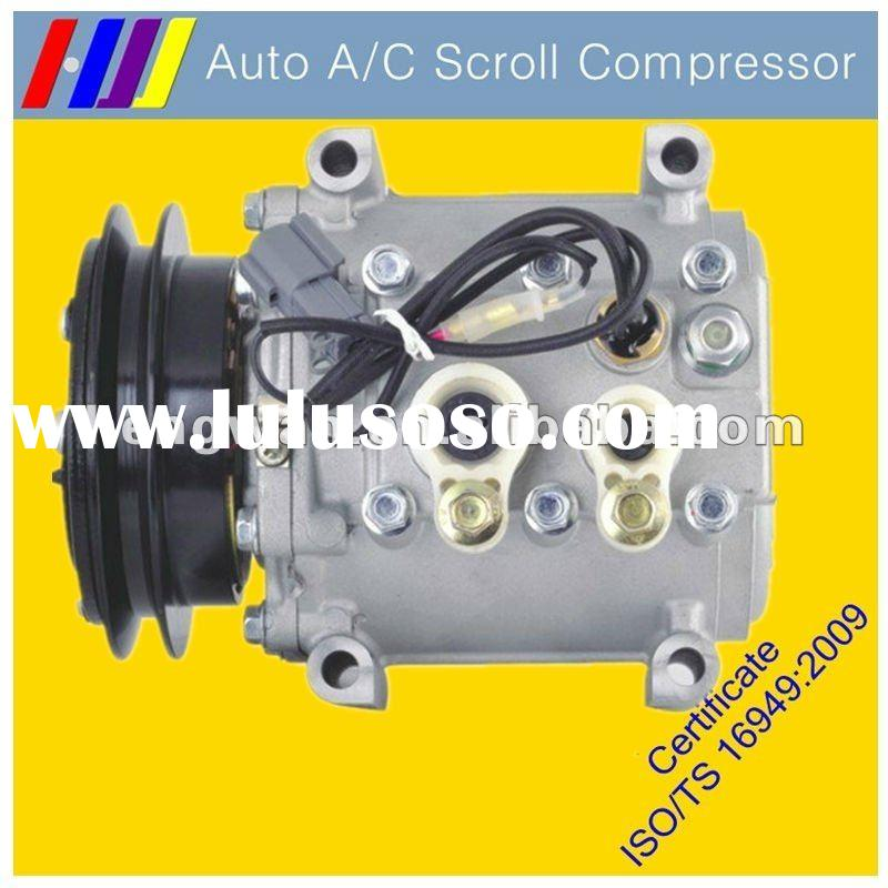 24V MITSUBISHI scroll air conditioner compressor for TRUCK,r134a