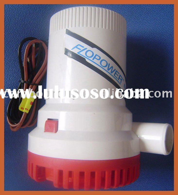 350gph-4700gph Rule bilge pump