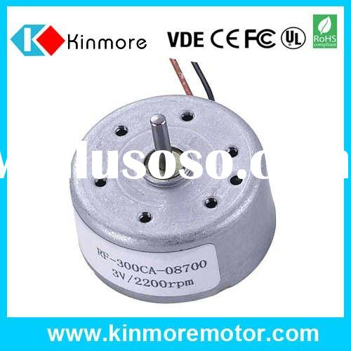 3V DC Electric Motor for Game Controller