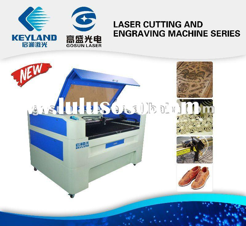 50W 80W 100W Big and Small Size CO2 laser Paper cutting machine price
