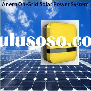 5KW solar power system for home use on-grid