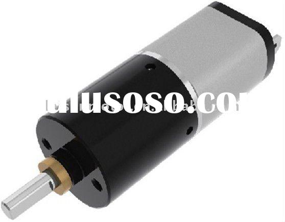 6v mini dc motor with planetary gearbox