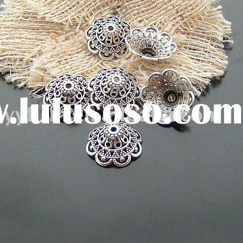 8*18 MM Metal beads for jewelry ! Paypal!