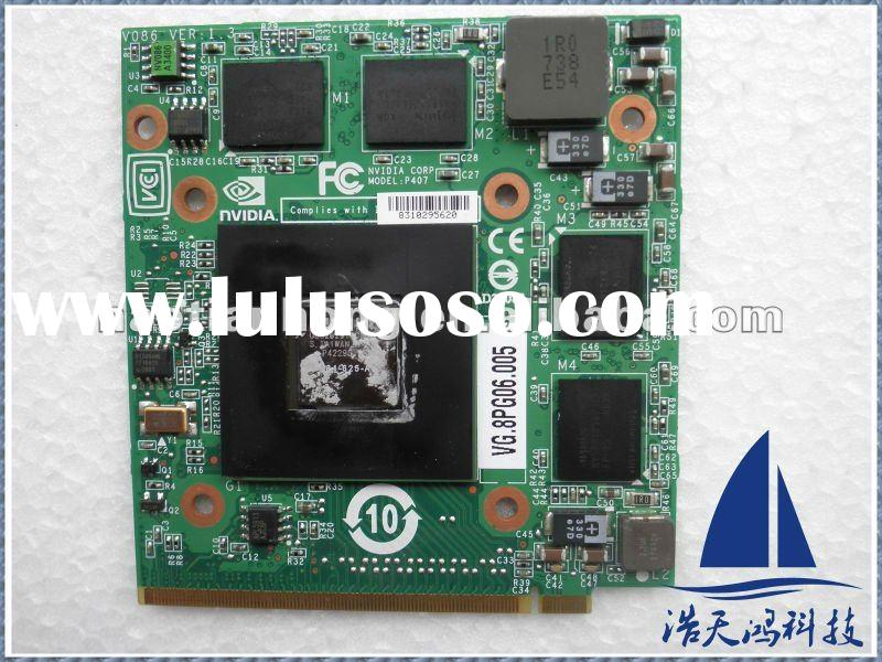 9500MGS 8600MGT Nvidia GeForce VG.8PG06.005 Video Card graphics for ACER 6920 laptop