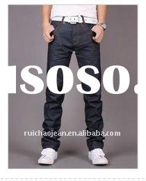 A Store With Only Jogging Denim Jeans Pants Models For Men GZ33016