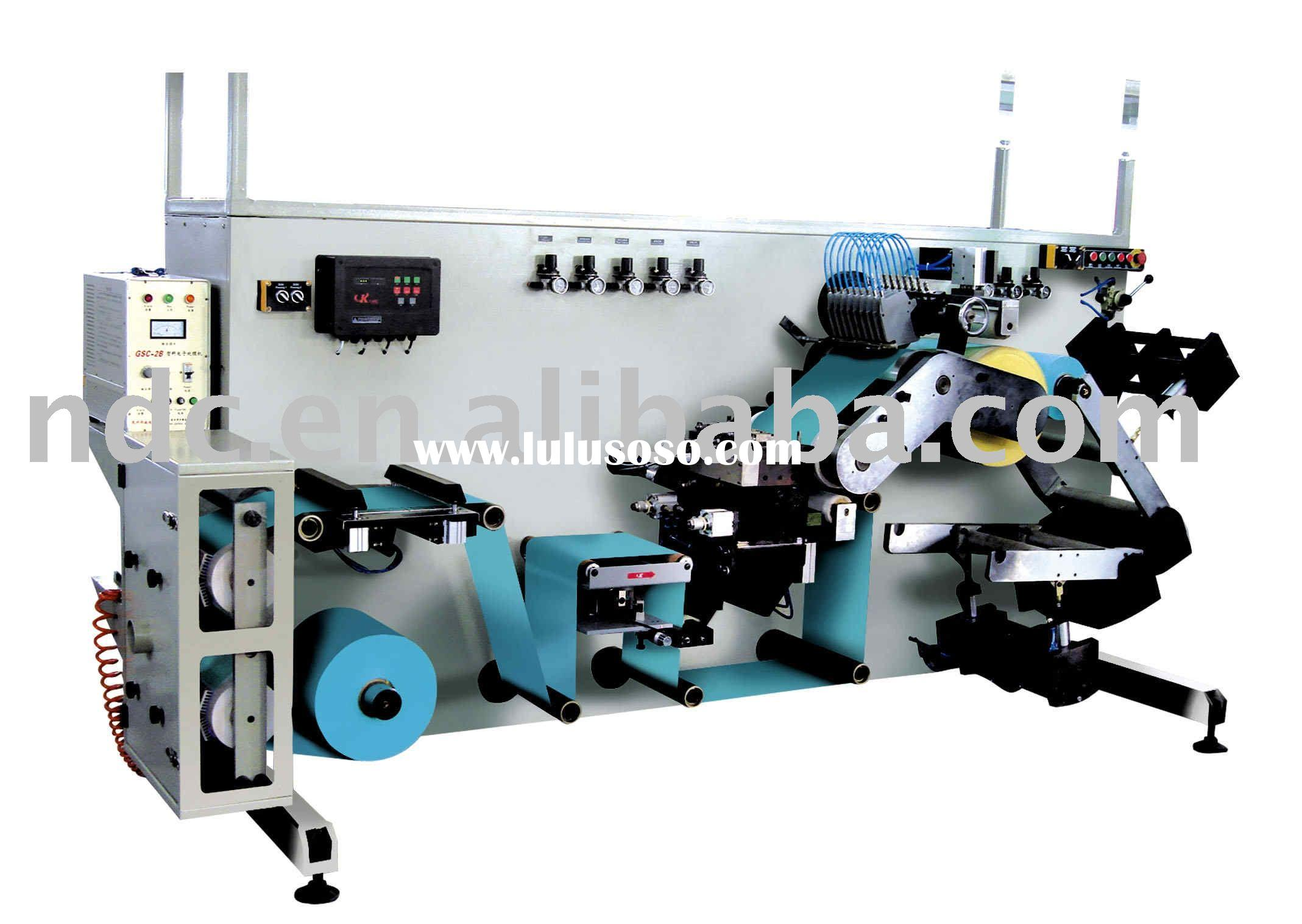 Adhesive Tape Machine,Hot Melt Coating Machine