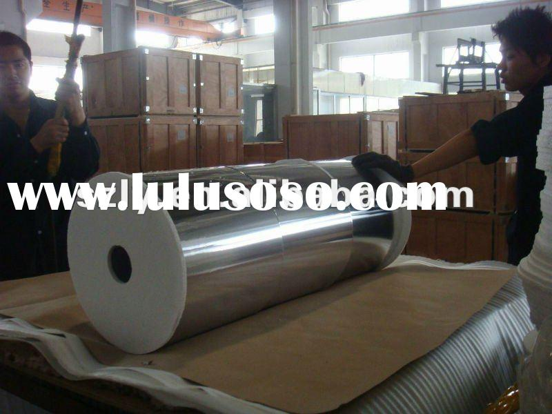 Aluminum Foil Roll For Adhesive Tape Packing (jumbo roll)