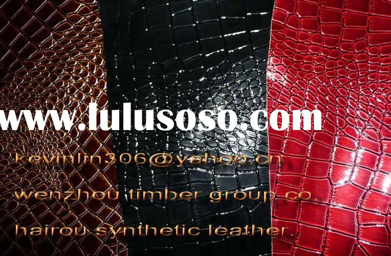 Artificial Leather(leather,artificial leather,synthetic leather,pvc leather)