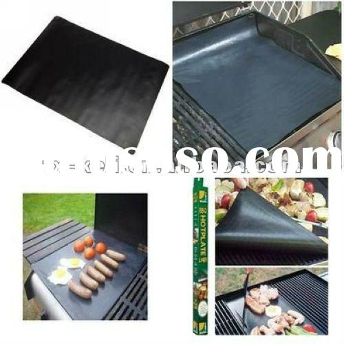 As Seen On Tv PTFE Non-stick and Reusable BBQ Mat