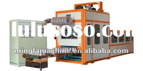 Automatic Forming-Cutting-Stacking High Speed Thermoforming Plastic Cup Making Machine