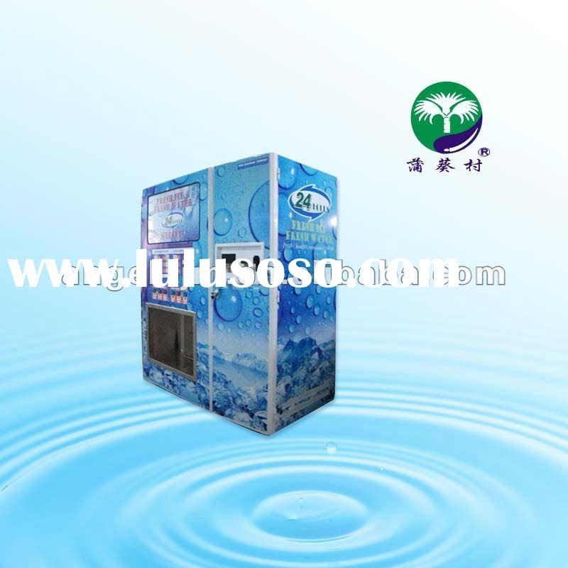 Automatic Ice Vending Machine/Drinking water vending machine/vending machine/Water vending machine/O