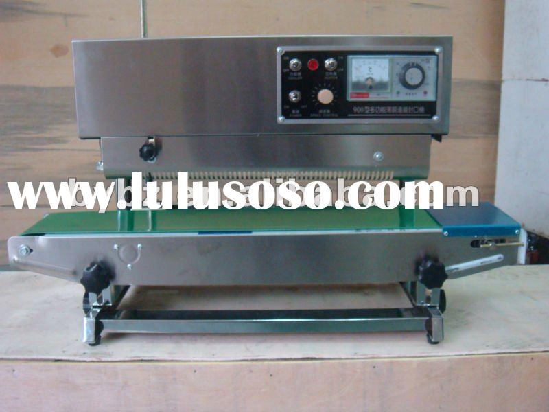 Automatic Sealing Machine for Plastic Bag (YB-900S)