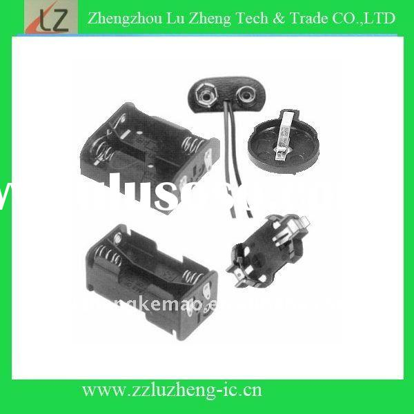 BH033034PX:BATTERY HOLDERS & SNAPS AA, AAA, C, D & COIN CELL