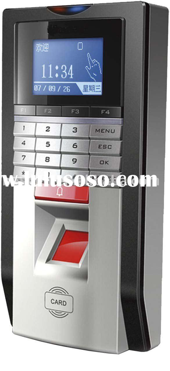 Biometric Fingerprint time attendance system and access control