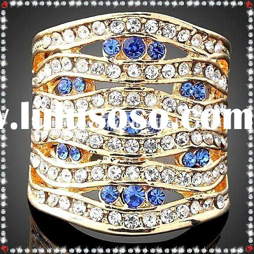 Bling & unique gold rings design for women gold ring designs for girls gold wedding ring