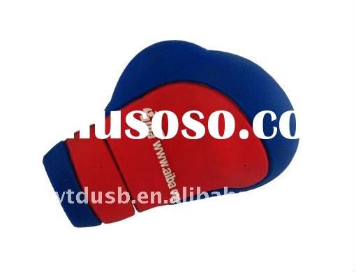 Boxing glove usb flash drive, Bespoke boxing glove shape usb disk, Bespoke usb pen drive