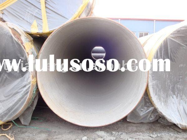 Cost mortar lining steel pipe