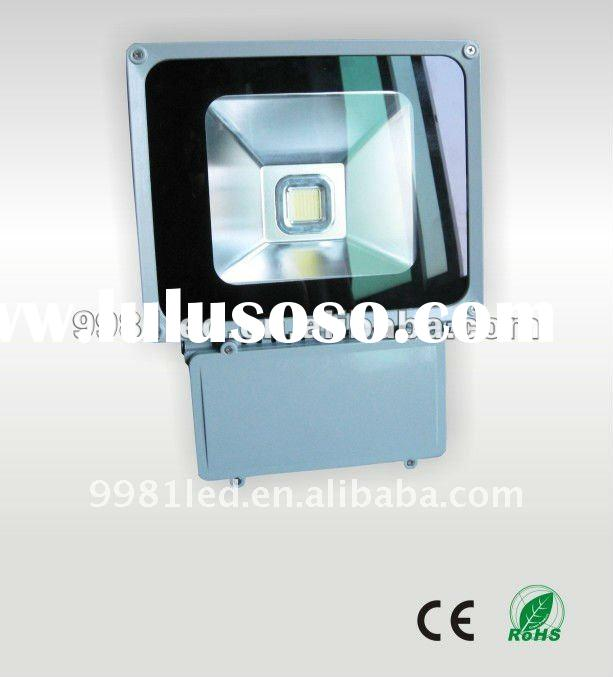 CE IP65 100W led exterior building lights