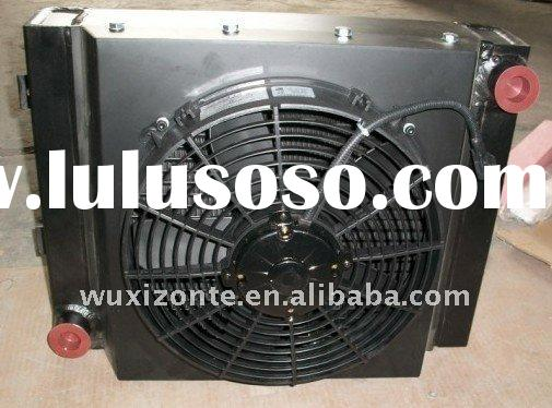 CHARGE AIR COOLER ,Aluminum charege air cooler ,air compressor oil cooler
