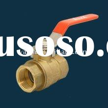 CW617N forged DZR brass ball valve PN25 WATERMARK Certificated F*F