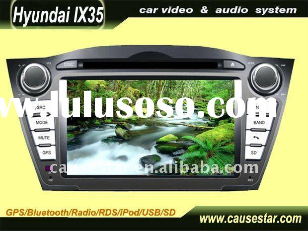 Car multimedia system for Hyundai IX35 with bluetooth,dvd player,gps navigation