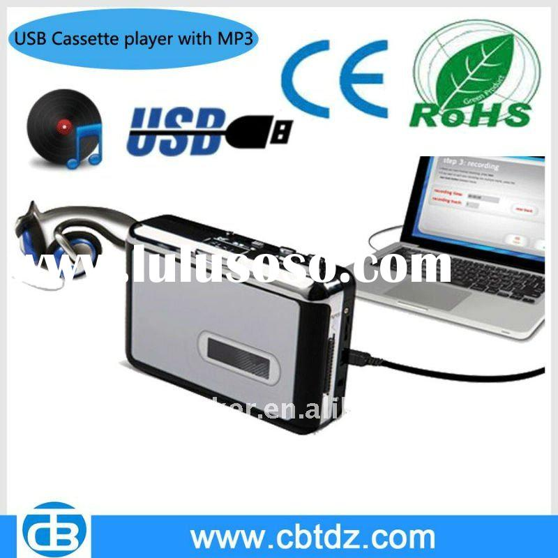 Cassette converter to pc,walkman,usb cassette player