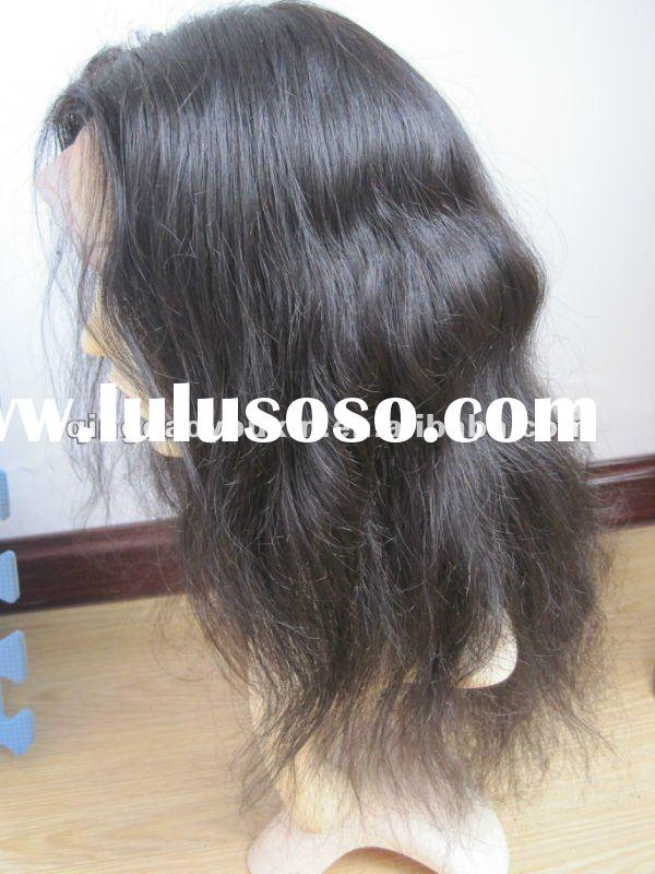 Cheap human hair lace front wigs discount now