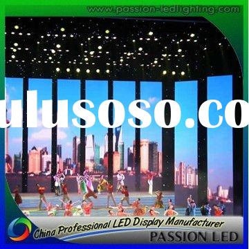 China professional indoor LED display manufacturer