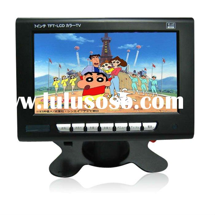 Consumer Electronics\7inch ISDB digital TV for Japan with SD/USB free sample